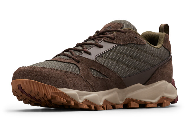 check out 45589 6c249 Columbia Ivo Trail Shoes Men peatmoss/rich wine